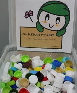 キャップ回収箱2